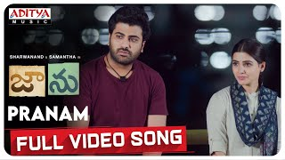 Pranam Full Video Song | Jaanu Video Songs | Sharwanand | Samantha | Govind Vasantha - ADITYAMUSIC