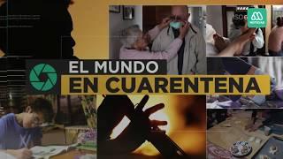 El Mundo en Cuaretena | Los 113 besos del video musical de Residente
