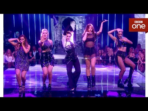 Little Fix sing Black Magic by Little Mix ft 'Madonna' - Even Better Than the Real Thing - BBC One