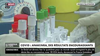 Covid : une nouvelle molécule testée pour traiter le coronavirus