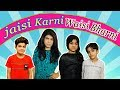 Jaisi Karni Waisi Bharni , Moral Story For Kids , MoonVines