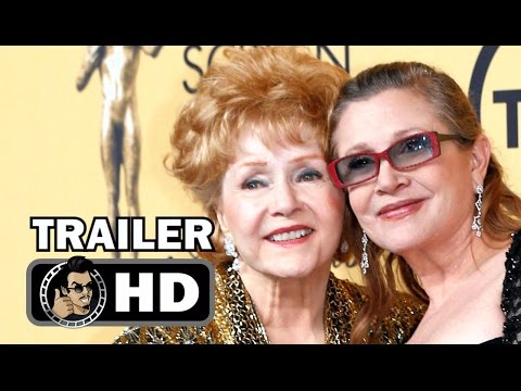 BRIGHT LIGHTS Official Trailer (2017) Carrie Fisher
