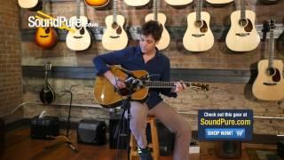 Bourgeois Bryan Sutton Dreadnought Acoustic Guitar