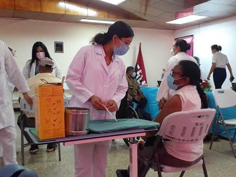 Segunda dosis de vacuna covishield se aplicará este viernes en Chinandega y Managua