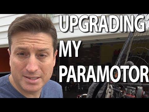 Upgrading My Paramotor - Air Conception Nitro 200
