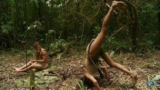 #LeafDiaper | Naked and Afraid