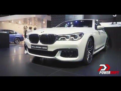 BMW 7 Series | First Look | PowerDrift