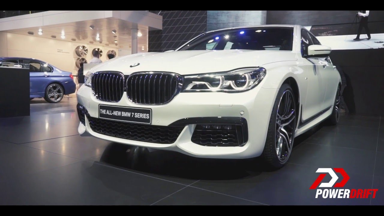 BMW 7 Series | First Look | PowerDrift