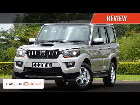 2014 Mahindra Scorpio Know Your Car Interiors Exteriors Video