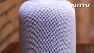Apple's HomePod Now in India - NDTV