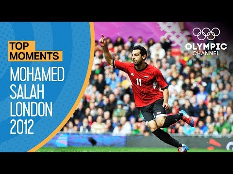 Mohamed Salah's best goals at London 2012 | Top Moments