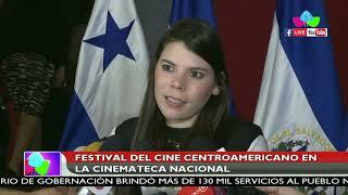 Festival del cine centroamericano en la Cinemateca Nacional