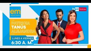 TVPerú Noticias  Edición Matinal - 27/11/2020