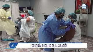 Vacunación del Susana Jones y HEPOT