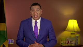 National Children's Day Message 2020 -The Most Hon. Andrew Holness - Prime Minister