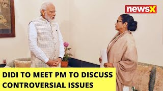 Bengal CM To Meet PM Today | Mamata Wrote Many Letters About Vax Supply | NewsX - NEWSXLIVE