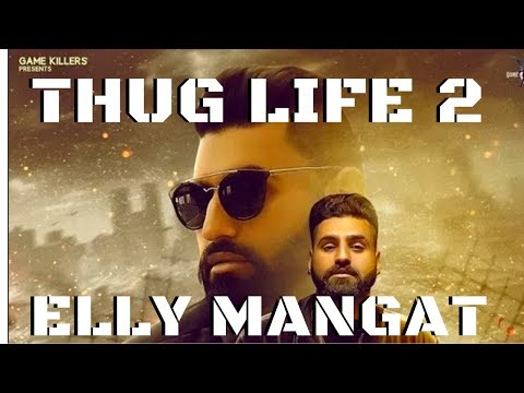 connectYoutube - Thug Life 2 ( Yea Babby) I Elly Mangat | Game Changerz | Latest Punjabi Songs 2017 I Game Killerz