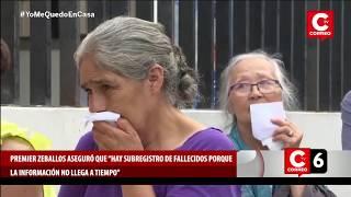 Correo a las 6 | Presidente Vizcarra extiende la cuarentena hasta el 30 de junio por el Coronavirus