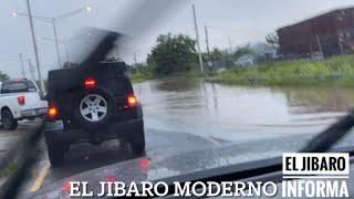 MEGA INUNDACIONES EN TODO PUERTO RICO OCURRIENDO AHORA MISMO!!!!