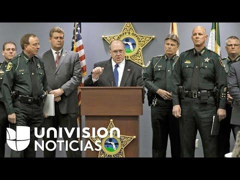 connectYoutube - ICE llega a un acuerdo con algunos policías locales de Florida para detener a indocumentados