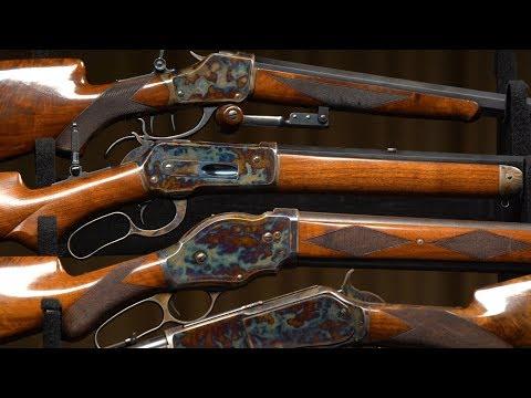 Winchester Rifles: Rarities & Beauties