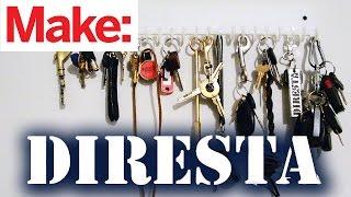 Diresta: Key Hook