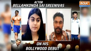 Bellamkonda Sai Sreenivas to make his Bollywood debut - INDIATV