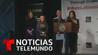 Anuncian organización que ayudará a conectar el talento hispano con Hollywood   Noticias Telemundo