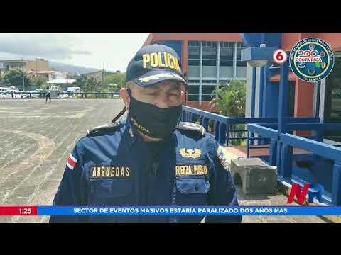 Investigan a policías de fuerza pública por presunto abuso de autoridad