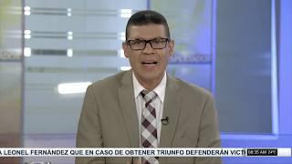 #ElDespertador: Fuerzas Armadas aprietan vigilancia en Frontera