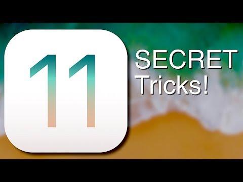 iOS 11 SECRET Tips & Tricks!