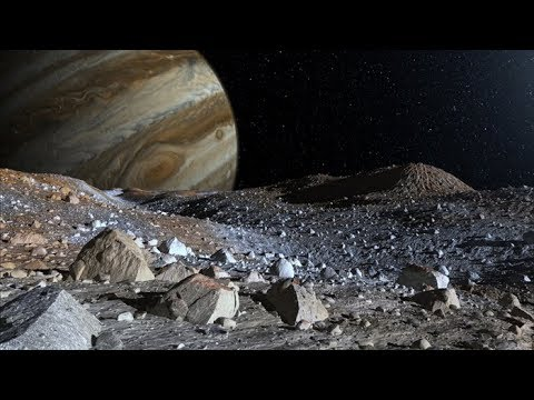 NASA Science & Astronomy: The Plumes of Europa  Ice, Water, Life