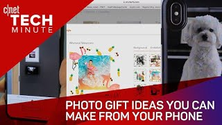 Photo gift ideas you can make from your phone