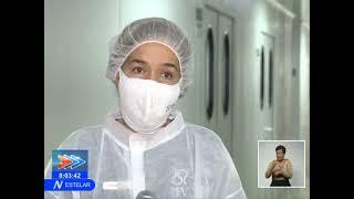 Cuba: produce Biocen a gran escala candidato vacuna Soberana 02