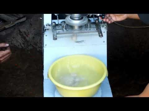 Mencetak Bakso Lebih Cepat dan Praktis