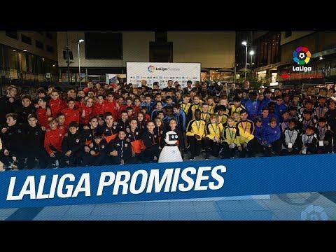 LaLiga Promises, un torneo de carácter global