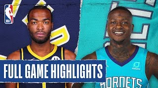 PACERS at HORNETS | FULL GAME HIGHLIGHTS | January 6, 2020