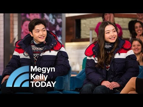 connectYoutube - Shibutani Siblings Talk 2018 Winter Olympics, Figure Skating And More | Megyn Kelly TODAY