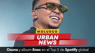 """ROMPIENDO DISCO DE OZUNA """"ENOC"""". ESTA TOP 5 EN Spotify GLOBAL ????????"""