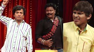 Jabardasth Rocking Rakesh,Bhaskar,Shaking Seshu Hilarious Performance - Kiraak Express - MALLEMALATV