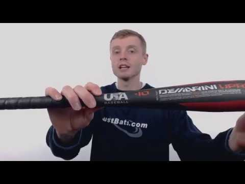 Bat Review: DeMarini Uprising -10 USA Baseball Bat (WTDXUPL)