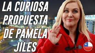 PAMELA JILES impulsa su propio RETIRO del 100% de las PENSIONES de las AFP