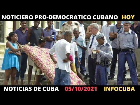 Noticias de Cuba Hoy *** Mas de Lo Mismo !! Mucha Represion, Crisis y 0 Derechos Humanos
