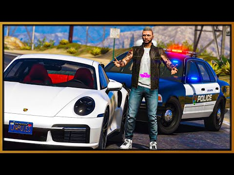 GTA 5 Roleplay   Playing Without Breaking Any Laws   RedlineRP