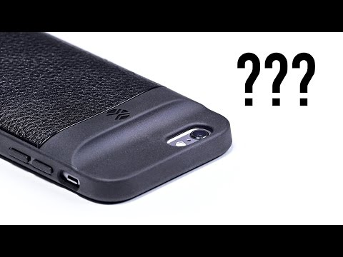 Can This Case Fix The iPhone's Biggest Problem?