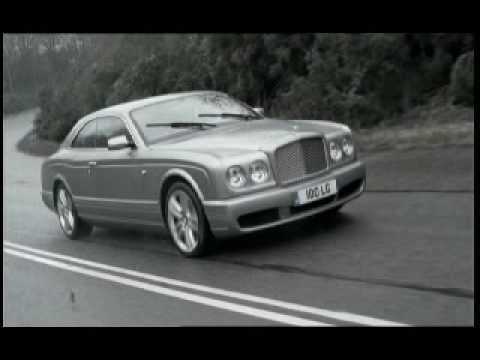 Bentley Brookland exclusive driving footage