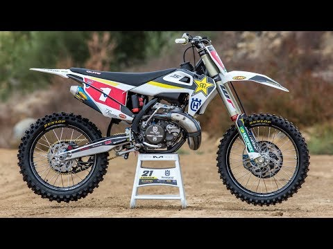 Factory 2 Stroke RAW with Jason Anderson - Motocross Action Magazine