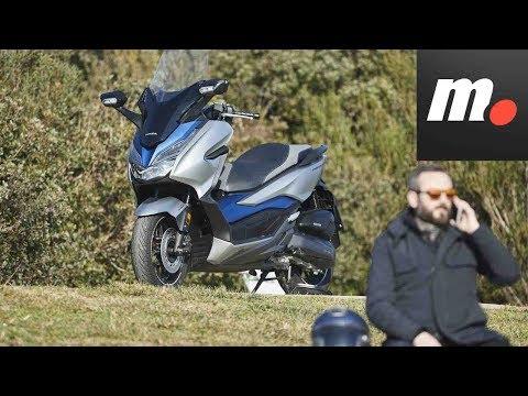 Honda Forza 125 | Prueba / Test / Review en español