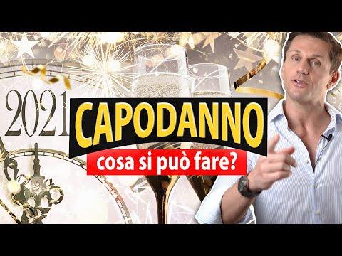 COSA SI PUÒ FARE A CAPODANNO? | avv. Angelo Greco