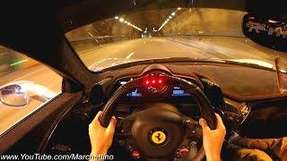 YOU Drive the CRAZIEST Ferrari 458 Speciale Ever! POV Test Drive  Soundcheck